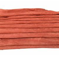 China ECO-FRIENDLY SOFT SMOOTHLY REAL PIG SUEDE LEATHER FOR GARMENT LEATHER MATERIAL on sale