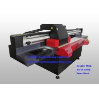Wholesale High Performance Flatbed Wide Format UV Printer For Laptop Decoration , Ricoh GEN5 Print Head from china suppliers