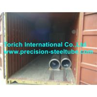 Wholesale EN 10216-1 1 - 30mm Wall Thickness Structural Steel Pipe , Round Structural Steel Tubing from china suppliers