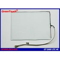Wholesale RS232 Interface 37 Inch SAW Touch Screen With High Light Transmission from china suppliers