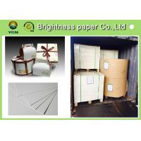 Wholesale 190g ~ 400g Ivory Board Paper With 2 Side White Laminated Cardboard from china suppliers