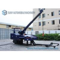 Wholesale IND 10 Medium Duty Wrecker Towing Truck 9 Ton Boom 6 Ton Wheel Llift from china suppliers