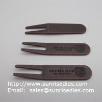 Wholesale Cheap Golf Divot tools in bulk production, Custom Metal Golf Divot repairer tools from china suppliers