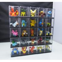 Wholesale Professional  Customized Clear Plastic POS Display Box For Cartoon / Toy from china suppliers