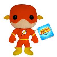 Wholesale Red Kids Cartoon Plush Toys Justice League Flash Action Figure from china suppliers