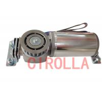 Wholesale Round Sliding Glass Electric Door Motor 24VDC White light  Brush less 75W from china suppliers