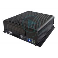 Wholesale 8 channel Vehicle Mobile DVR G-sensor , HDD  Damping Technology from china suppliers