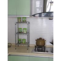 Wholesale Kitchen Spice Rack Made of Stainless Steel (HK-SS-1414) from china suppliers
