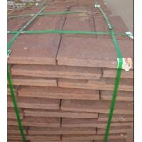 Wholesale Red Mushroomed Sandstone Tile from china suppliers