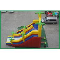 Wholesale 5 X 8 Giant Outdoor Commercial Inflatable Bouncer Slide Double Slide from china suppliers