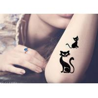 Wholesale Cosmetic Standard Coulurful Cute Designs Body Skin Safe Temporary Tattoo Sticker from china suppliers