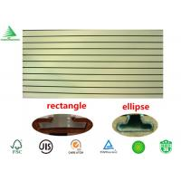 Wholesale China supplier wholesale promotion top quality MDF slatwall panels for display stand from china suppliers