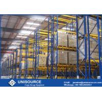 Wholesale Muti - Tier Storage Pallet Rack Unisource High Space Optimizaion Design OEM from china suppliers