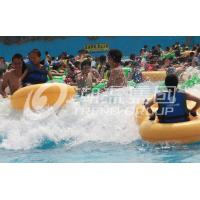 Wholesale Outdoor Fiberglass Water Park Wave Pool Wave Machine For Family Entertainment from china suppliers