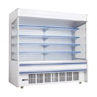 Wholesale Four Layers Multideck Open Chiller Embraco / Panasonic Brand Compressor Case from china suppliers