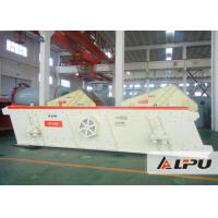 Wholesale Industrial High Frequency Circular Vibrating Screen Machine , Sand Screening Equipment from china suppliers