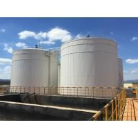 China TRS Plates 0.45mm Coat Bolted GLS Glass Lined Steel Tanks on sale