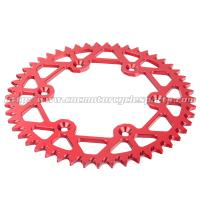 Wholesale CNC Billet  Dirt Bike Rear Sprocket from china suppliers