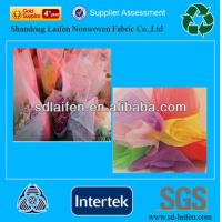 Wholesale Beautiful light weight eco-friendly nonwoven fabric for flower packaging material from china suppliers
