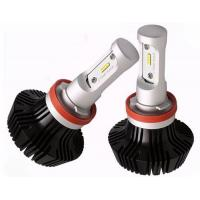 Wholesale High Power H8 H9 H11 LED Headlight 8 - 32V 25W 4000lm 360 degree Beam Angel from china suppliers