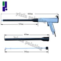 Wholesale Electrostatic Spray Gun Powder Coating Extension Rod Parts from china suppliers