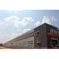 Wholesale Stabilized Fabricated Single Storey Steel Buildings Welded H Section Structure from china suppliers