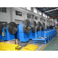Wholesale Tail Single Rotate Axis Welding Positioner Turntable 2 - 10m Distance Rotation from china suppliers