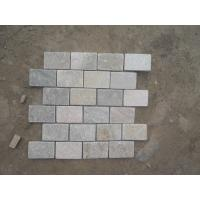 Quality Oyster Slate Stone Mosaic Natural Stone Mosaic Wall Tiles Oyster Mosaic Floor Tiles for sale