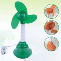 Wholesale colorful ABS plastic portable usb fan wih multi-angle rotation for laptop cooling from china suppliers