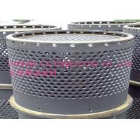 Wholesale SUS304 / 316 Centers Perforated Metal Tube For Filtration Element from china suppliers