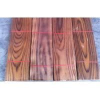 Wholesale 0.5 mm - 3.0 mm Wood Flooring Veneer , Sliced Cut Natural Wood Veneer from china suppliers
