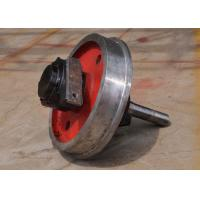 Wholesale train wheel mobile forged wheel on cranes from china suppliers