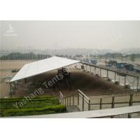 Quality Large Square 30X40M PVC Fabric Waterproof Marquee Tent , Outdoor Marquee Hire for sale