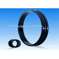 Wholesale Black Drift Oil High Pressure Seals , 60-72HRC Hardness Rubber Oil Seal from china suppliers