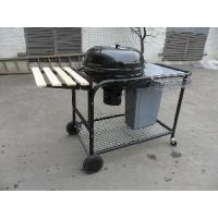 Wholesale 22inch Table Style Kettle Grill with Side Wooden Table from china suppliers