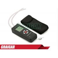 Wholesale Dual Input Digital Differential Manometer Pressure Guage 2psi Large LCD from china suppliers