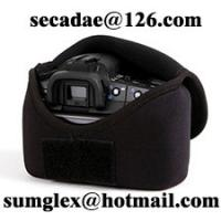 Wholesale neoprene camera cover,neoprene camera bag,neoprene camera wrap,neoprene camera protector from china suppliers
