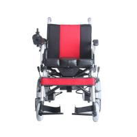 Wholesale Customized Adjustable Commode Outdoor Power Wheelchair with Bedpan from china suppliers