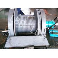Wholesale Light Weight Hydraulic Mooring Winch Compact Structure Small Volume from china suppliers