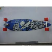 Quality Specific Shape 38*9.75inch with OS780 Griptape Canadian Maple Skateboard Ld-170 for sale