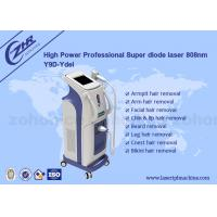 Quality 10 Million Shots Hair Removing Laser Machine Painless High Effective for sale