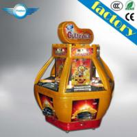 Buy cheap Coin Operated Machine Plush Prize Machine Push Key Hole Prize Game Machine from wholesalers