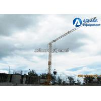 Wholesale Mobile Lifting Equipment Fast Self Assembling Tower Crane For Lower Civil from china suppliers