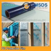 Wholesale Uv Blocking Window Glass Covering Film , Scratch Resistant Film For Glass Anti - Aging from china suppliers