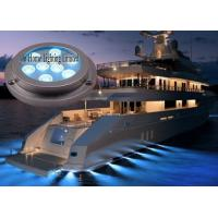 Wholesale 27W Blue 316 Stainless Steel LED Boat Lights Spotlight IP68 Boat floodlight from china suppliers