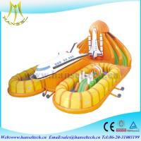 Quality Hansel good sale newest inflatable castle fun city  for commercial for sale