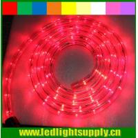 Wholesale 1/2'' 2 wire round led rope light for decoration with CE RHOS from china suppliers
