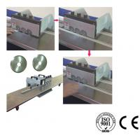 Wholesale 2400MM PCB V Grooving Machine / LED Panel Strip PCB Depaneling Equipment from china suppliers