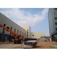 Buy cheap Prefabricated Multi - Storey Steel Structure Office Nice Appearance Modern Design from wholesalers
