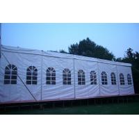 Wholesale Personalized Canopy Tent White PVC Gable , Folding Canopy Tent Waterproof from china suppliers